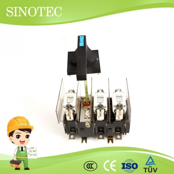 Discrete Logic Ignition Switch Fuse Disconnector Fuse Switch 110kv