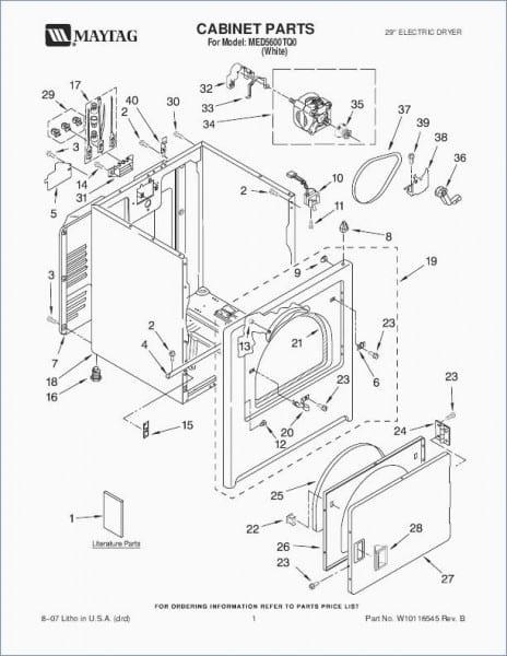 Maytag Dryer Repair Manual