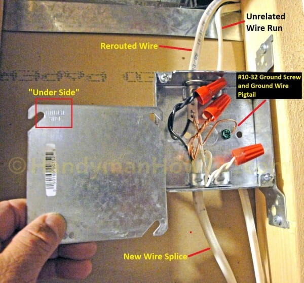 How To Repair A Damaged Electrical Wire