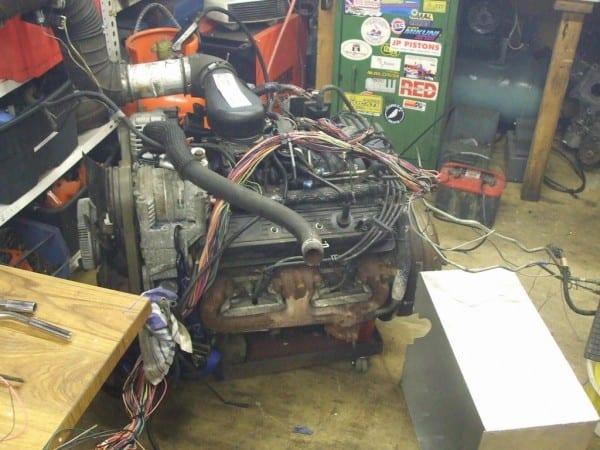 Chevy Vortec 5700 (l31)
