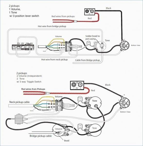 Wiring Diagram Emg 89