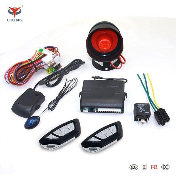 China Giordon Car Alarm Wholesale 🇨🇳