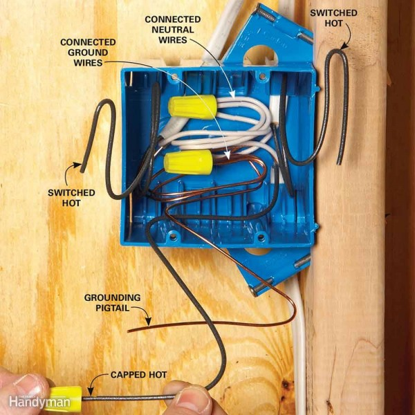 Tips For Easier Home Electrical Wiring