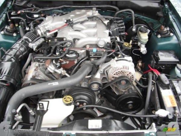 2001 Mustang V6 Engine Diagram