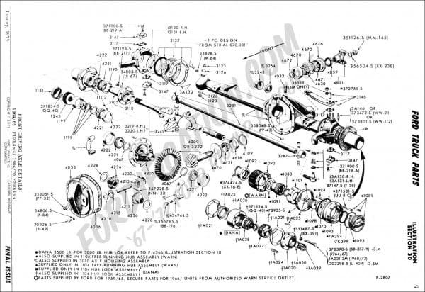 Diagram Of 2005 F250 Front Suspension