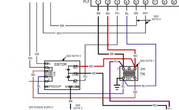 Air Handler Unit Wiring Diagram