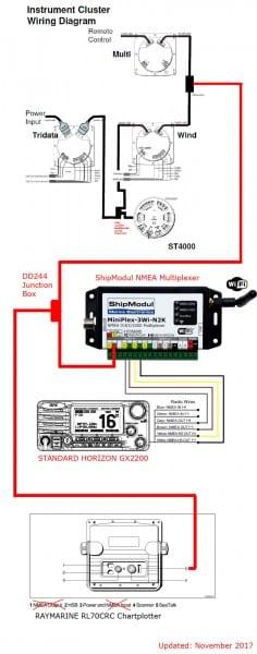 Garmin 740s Wiring Diagram Garmin Radar Wiring Diagram Garmin 740s