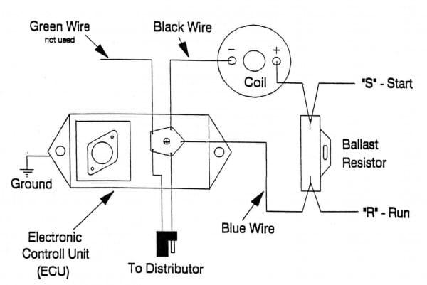 Good Mopar Alternator Wiring Diagram 12 For Throughout At