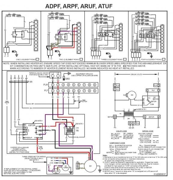 Goodman Blower Motor Wiring Diagram