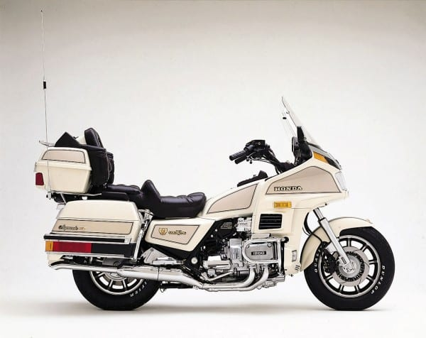 1987 Honda Gl 1200 Gold Wing  Pics, Specs And Information