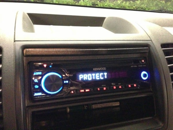 How To Fix Kenwood Car Stereo Keeps Going Into Protect Mode