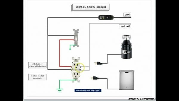 How To Wire A Garbage Disposal Switch Maxresdefault  U00e2