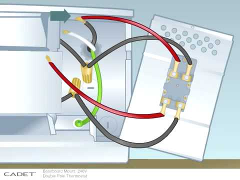 Wiring Baseboard Thermostat