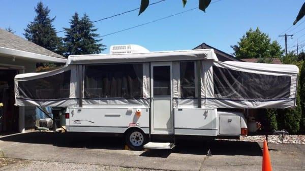 Coleman Utah Pop Up Campers Rvs For Sale