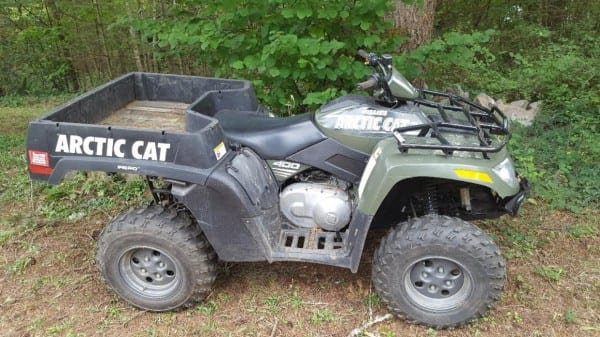 Arctic Cat 400 4x4 Motorcycles For Sale In Washington