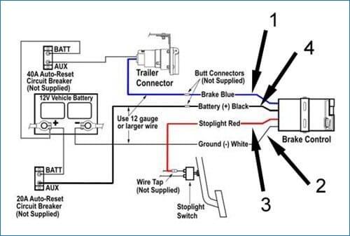 Pilot Brake Controller Wiring Diagram