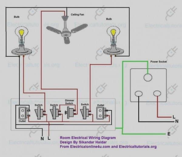 Inspirational Basic Household Wiring Diagram House Circuit