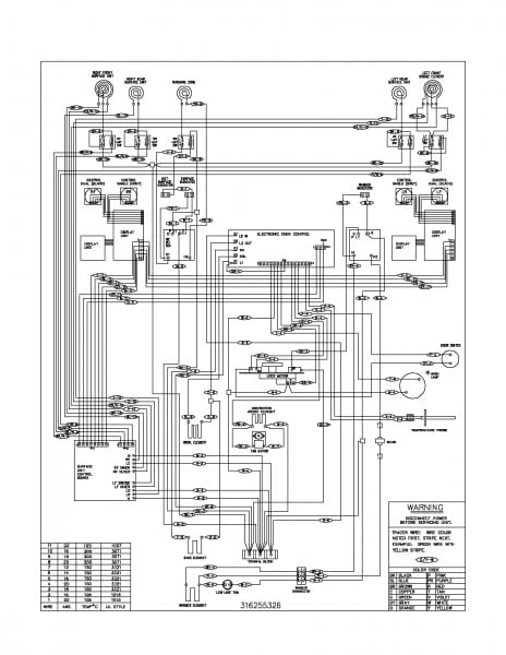 Goodman Manufacturing Wiring Diagrams Gmp050 03