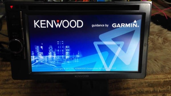 How To Fix Kenwood Car Stereo No Gps Sat Nav Map Data Available
