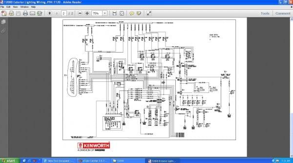 T660 Wiring Diagram