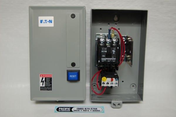 Square D 8911dpsg32v09 Magnetic Starter 5hp 230v 1 Ph Replacment