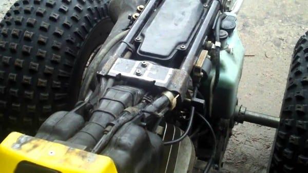 Loud Yamaha Tri Moto 175