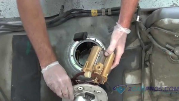 Fuel Pump Replacement Ford Mustang 1994