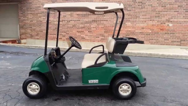2008 Ezgo Rxv With The Latest Software Edition Installed, Nice
