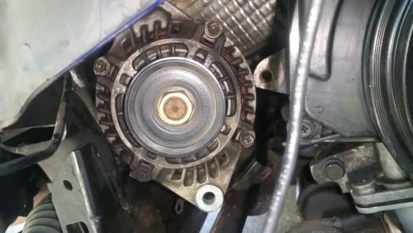 How To Replace Alternator Pt Cruiser 2001  U2013 Car Wiring Diagram