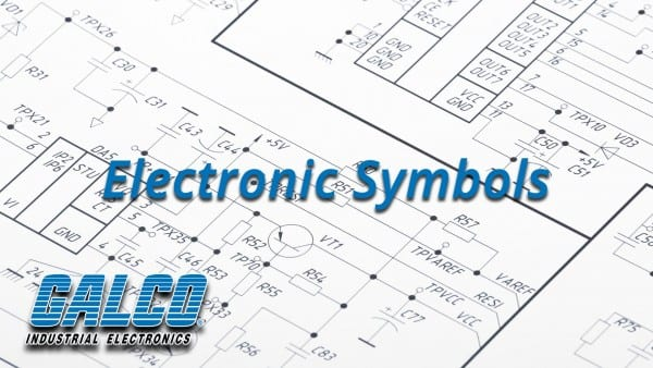 Industrial Electrical Wiring Schematic Symbols
