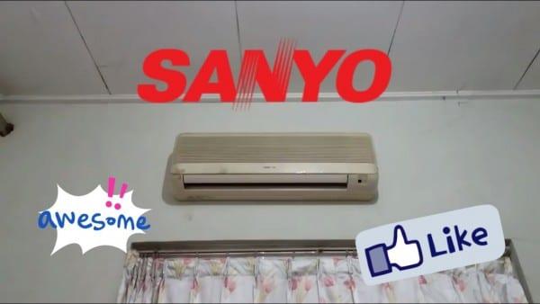 Sanyo Mini Split Air Conditioner