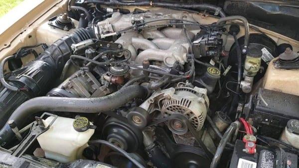 2000 V6 Mustang Engine For Sale