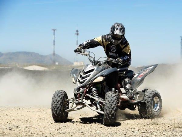 2006 Yamaha Raptor 660