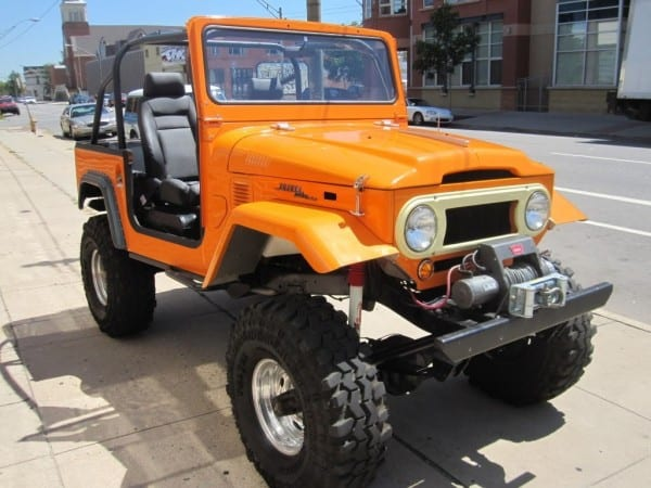 1969 Toyota Land Cruiser Fj40 For Sale, Restored!!
