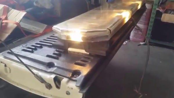Code 3 Pse Led X 2100 Light Bar Rb