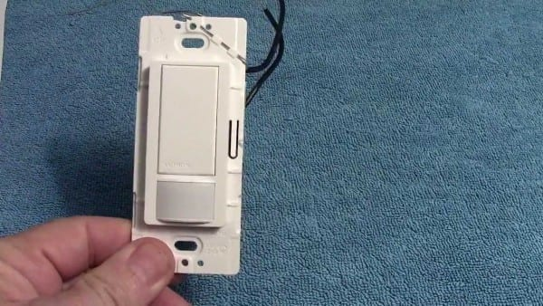 Lutron Ms Ops2 Occupancy Sensor Switch Review And Instructions For