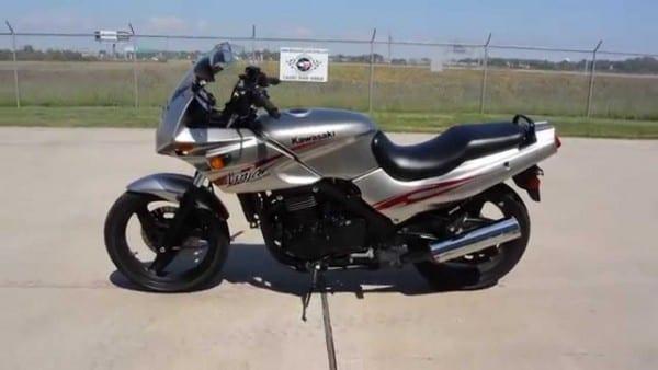 $2,399  For Sale 2007 Kawasaki 500r Ninja