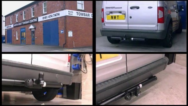 Ford Transit Connect Witter Towbar