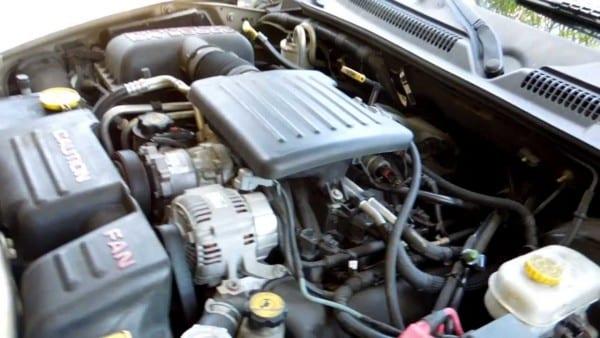 2003 Dodge Dakota 4 7l V8 Throttle Position Sensor, Tps And Idle