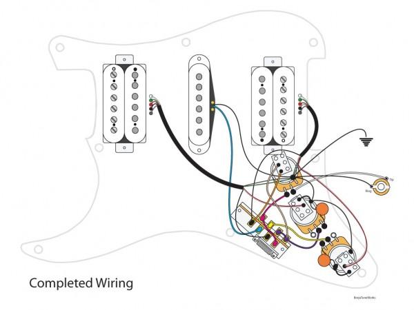 Super Hsh Wiring Scheme