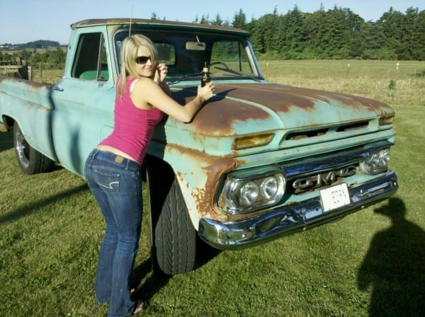 1964 Gmc Truck Project