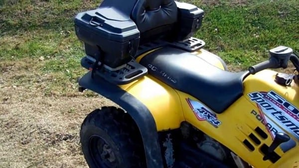 2003 Polaris 500 Ho Sportmen 4x4 Atv