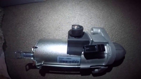 Autozone Car Starter Unobxing & Review