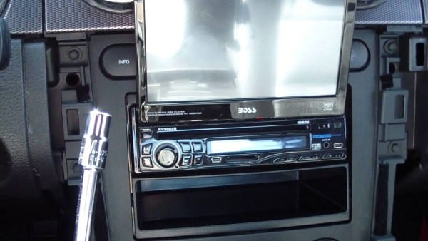 How To Remove Install Add Car Radio Stereo Receiver In A Ford