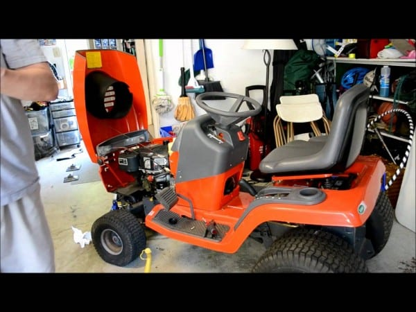 Restoring A Scotts Riding Lawn Mower Part 3