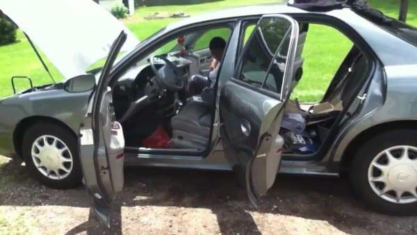 Car Audio Installation Test   Club Century Cc