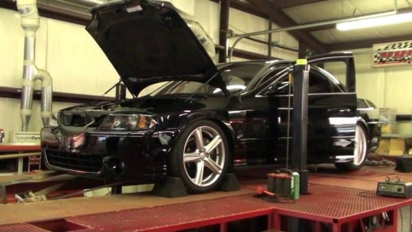 Lincoln Lsx Dyno Pull Mpg