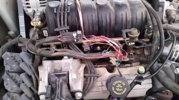Fuel Pump Problem On 2002 Chevy Impala