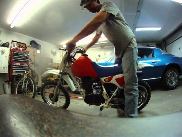 1987 Honda Xr80 Pit Bike For Sale Rockford Il