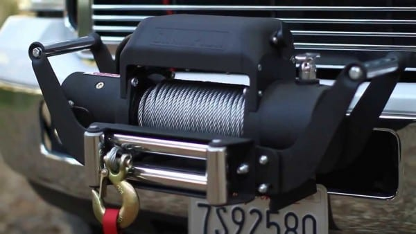 8000lb  Winch Kit By Champion Power Equipment
